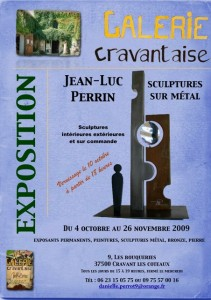 Expo galerie cravantaise